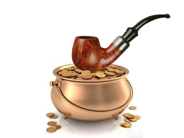 курить трубку дорого - миф