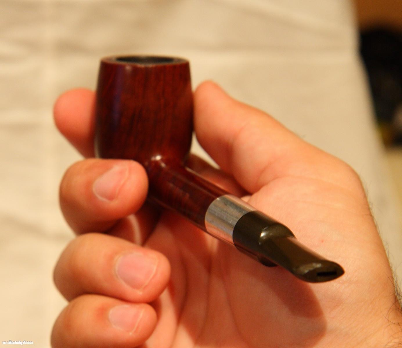 Техника курения трубки